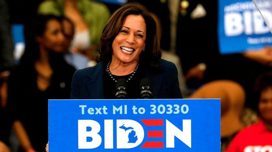 A cuánto asciende la fortuna de Kamala Harris, la compañera de fórmula de Joe Biden y posible vicepresidenta de EE.UU.