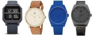 5 estilos de relojes Adidas que puedes usar a diario