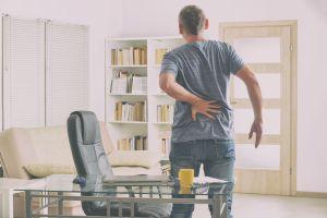 Evita con estos ejercicios dolores de cuello y espalda por el home office durante la cuarentena