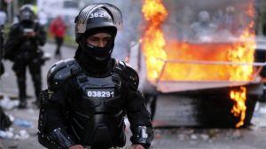 Al menos 5 muertos y más de 140 heridos en Colombia deja protestas contra violencia policial