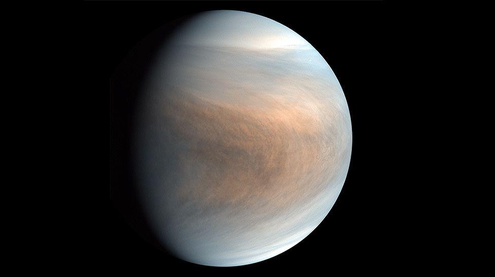 Planeta Venus: la fosfina es detectada en latitudes medias