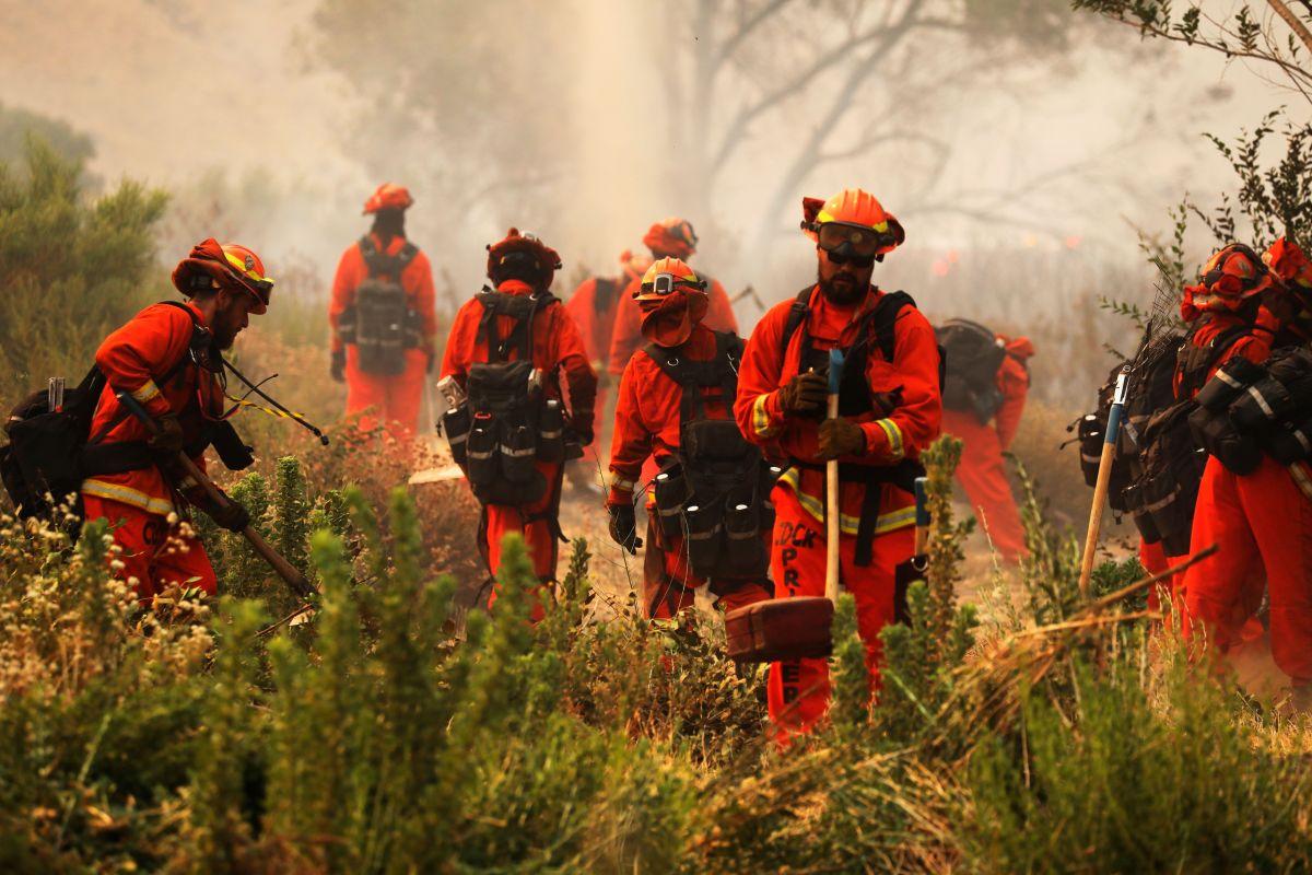 El trabajo de los presos es como el de los bomberos profesionales.