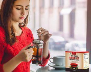 Las 3 mejores opciones de té de rooibos para bajar de peso
