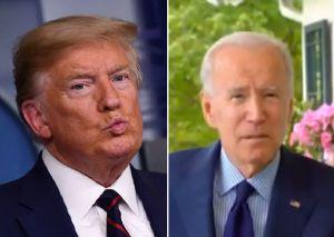 Latinos de Florida prefieren a Trump que a Biden