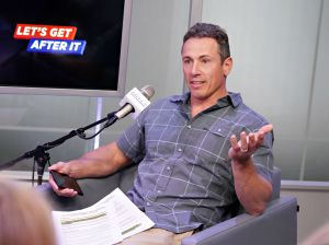 Ancla de CNN Chris Cuomo rechaza alegaciones de conducta sexual inapropiada en audio filtrado