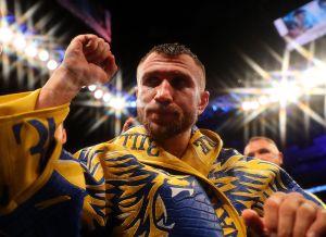 Ya firmaron: Teófimo López y Vasyl Lomachenko pelearán por la unificación de títulos de peso ligero