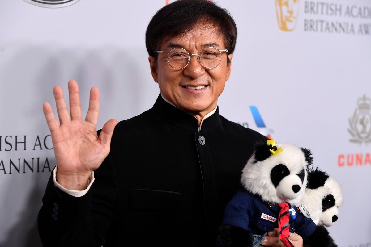 El gobierno le quitó a Jackie Chan los dos apartamentos que tenía en China,