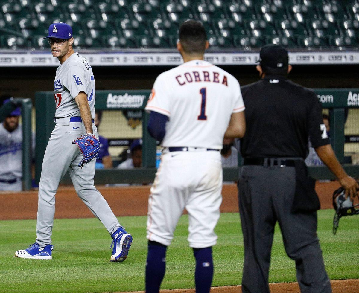 El incidente de Kelly y Correa el 28 de julio.