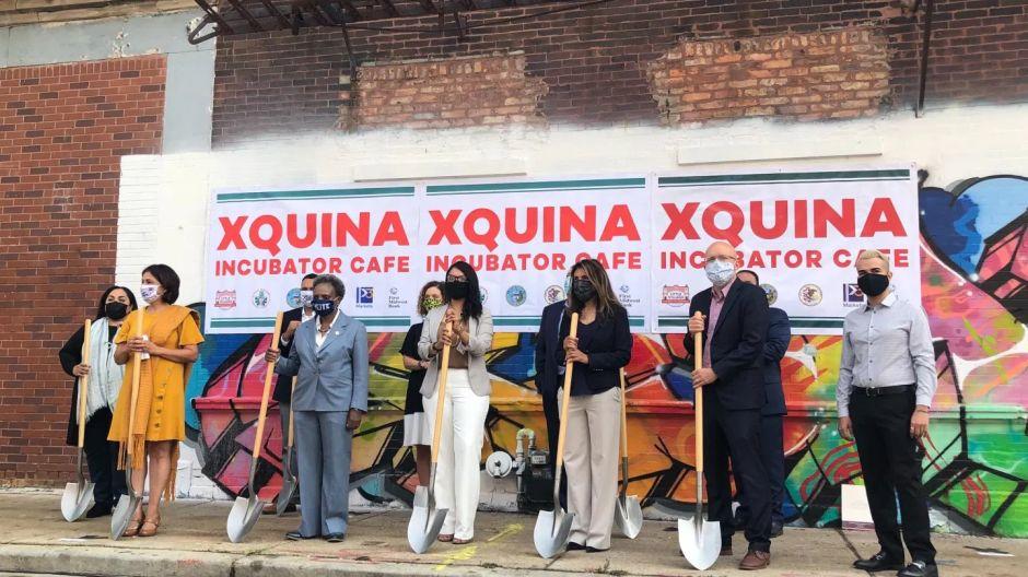 Xquina, incubadora de negocios y café en La Villita, es fuente de apoyo para futuros empresarios