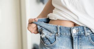 Cómo una mujer logró perder casi 50 kilos cambiando su rutina diaria