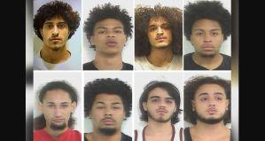 Arrestan a ocho hombres en Rhode Island por violar a menor de 16 años
