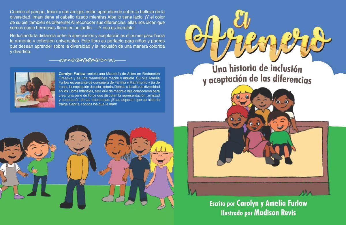 Niños de minorías son las estrellas de un nuevo libro infantil