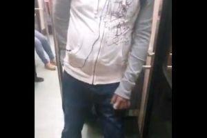 VIDEO: Mujer graba a su acosador en el Metro de la CDMX