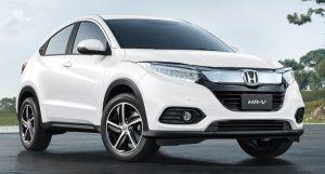 """Cómo el nuevo SUV de Honda pretende acabar con """"el trono"""" de la Toyota RAV4"""