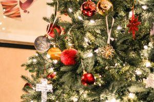Celebran Navidad para un niño de 3 años, le quedan escasos días de vida