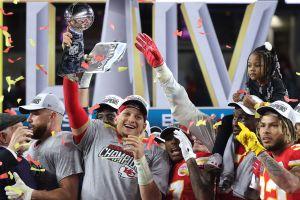 Los anillos de Super Bowl de los Chiefs son las joyas más detalladas de la historia de los deportes