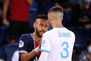 """""""Vamos afuera"""": se filtró el video del pleito completo entre Neymar y Álvaro González"""