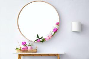 ¡Lo que está de moda! Opciones de espejos redondos para decorar que todo el mundo está comprando