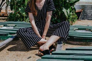 5 jumpsuits ideales para estar cómoda y presentable mientras trabajas desde casa