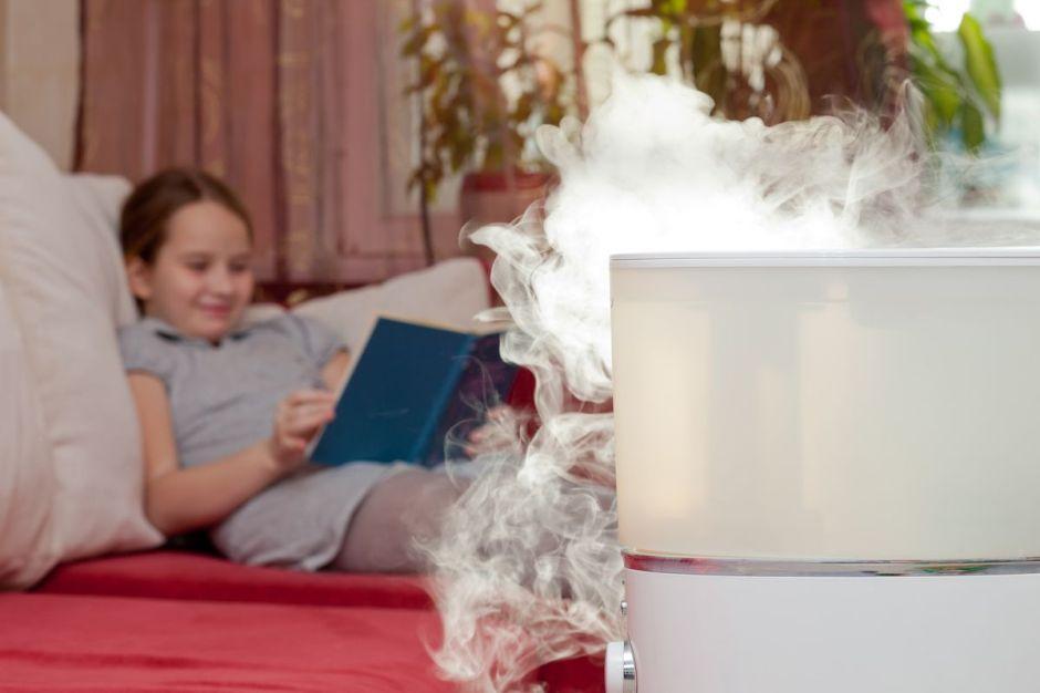 Los mejores humidificadores para tener en casa si eres sensible al aire seco
