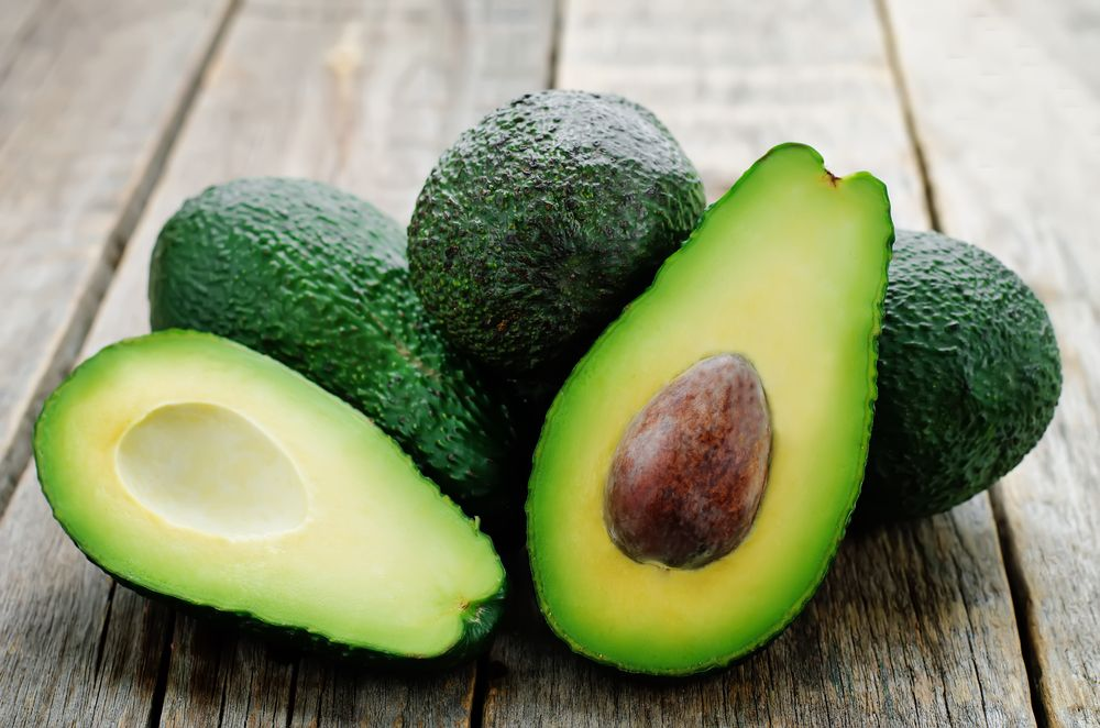 Aguacate.