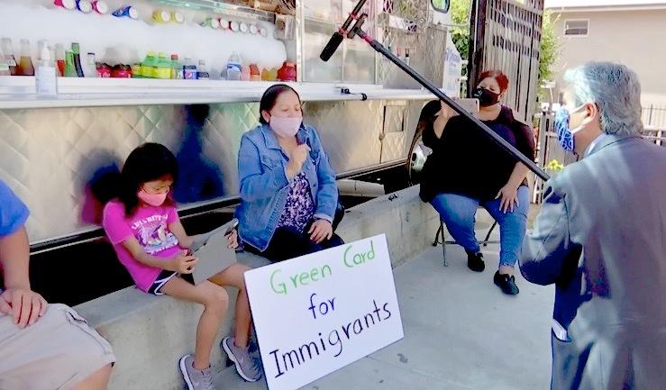 Indocumentados de Chicago alzan la voz y piden su 'green card'