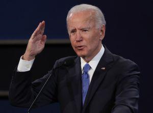 """Biden: """"Estamos en camino de ganar la elección"""""""