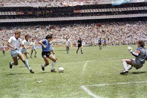 Todos los goles de Maradona con la Albiceleste en Mundiales, incluyendo el mejor de la historia