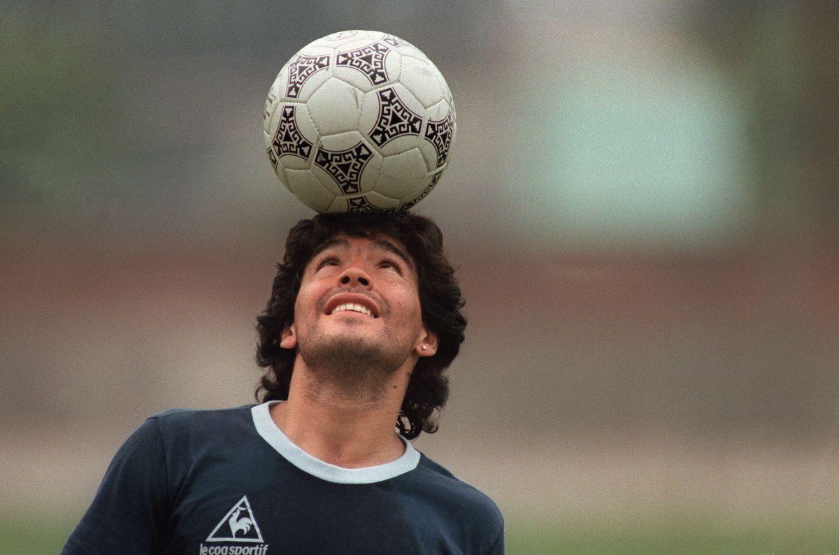 Diego Maradona, la máxima leyenda del fútbol argentino... ¿y mundial?