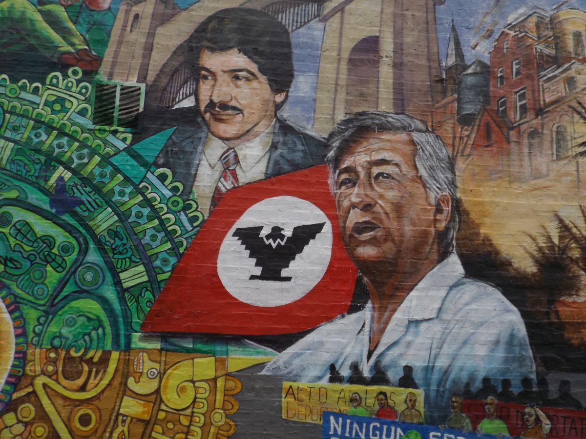 El muralismo hispano en Chicago: paredes que hablan