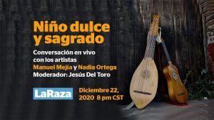 En vivo: Charla con los artistas del concierto 'Niño dulce y sagrado' de La Raza Chicago