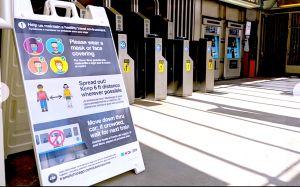 Alertan sobre robos cerca de las plataformas de CTA en Englewood