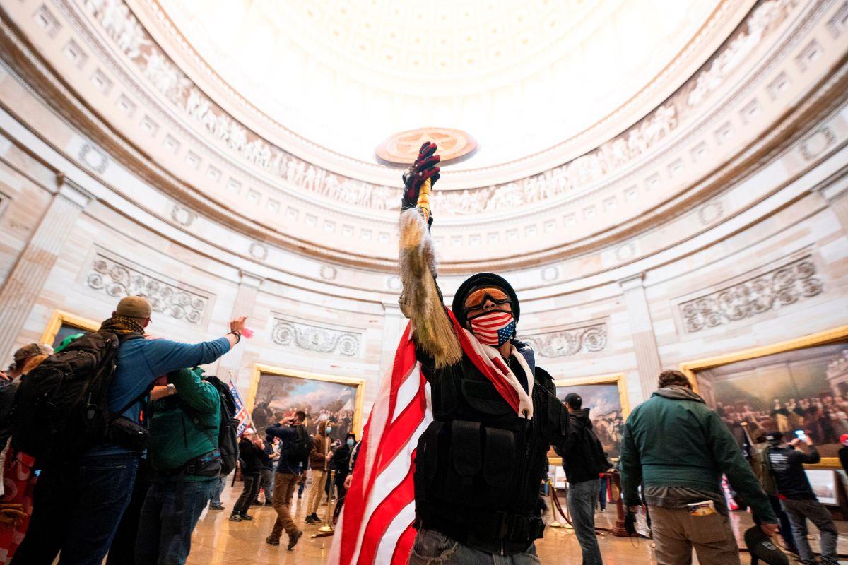 Cámara de Representantes cancela sesión del jueves por otro posible asalto al Capitolio