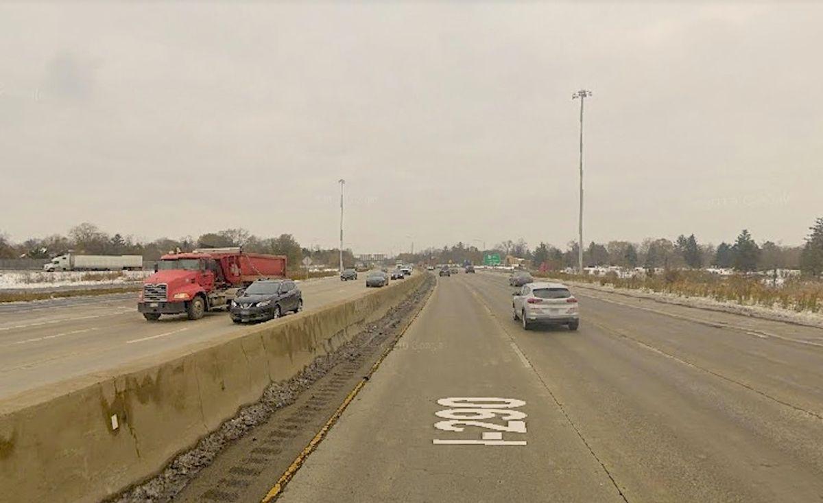 Una persona de la tercera edad muere en accidente de carretera en la I-290.
