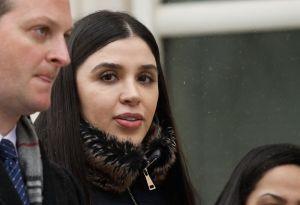"""Esposa de """"El Chapo"""" Guzmán mantenía contacto con autoridades de EE.UU."""