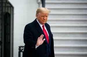 "Hispano vendió obra de arte de ""Trump derrotado"" en $6.6 millones"