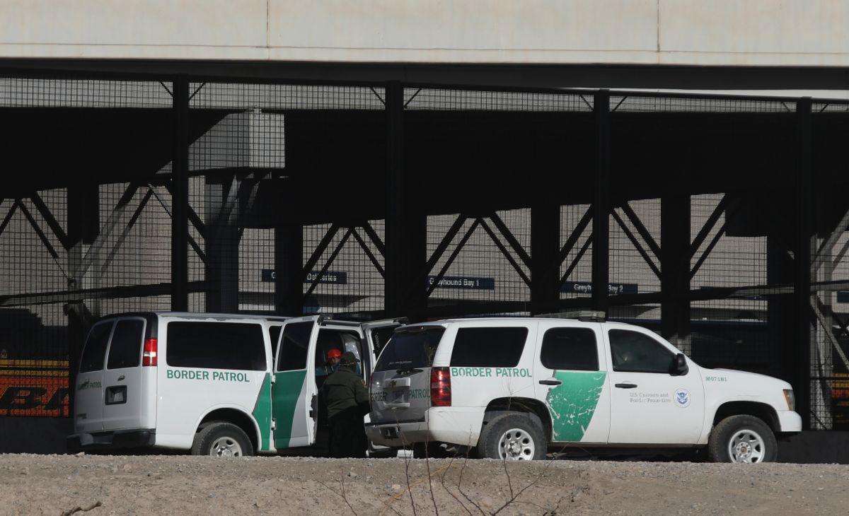La Patrulla Fronteriza rescató a más de 200 inmigrantes debido a la tormenta invernal