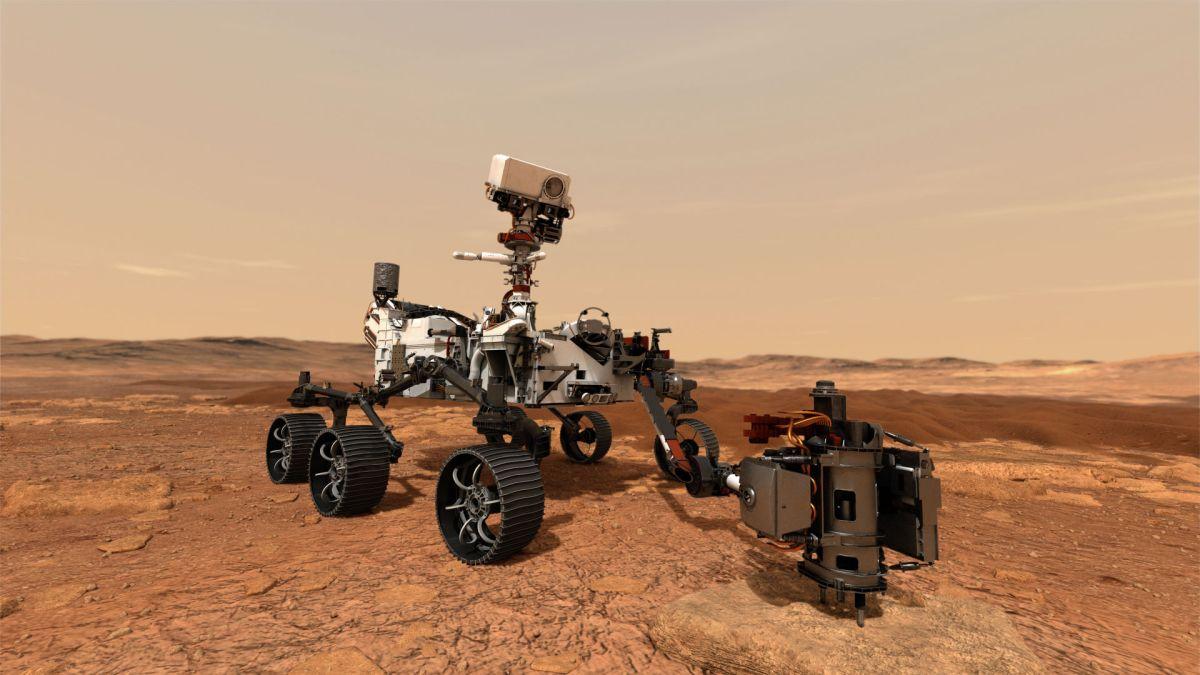 Marte en 4k: imágenes recopiladas de distintos rovers en el famoso planeta rojo