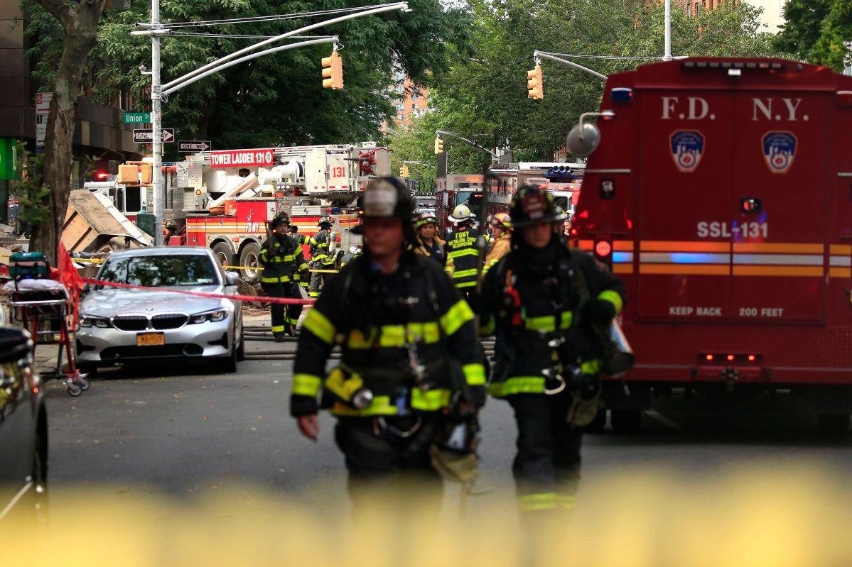 Arrestado empleado de los bomberos de Nueva York acusado por pornografía infantil