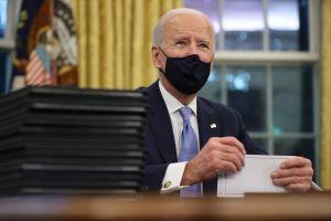 Biden firmará el paquete de estímulo el 12 de marzo