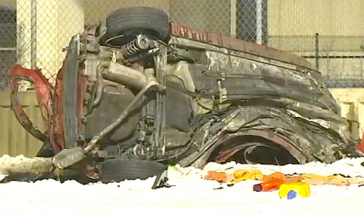 Dos personas mueren y otras dos resultaron heridas en fatal accidente en la interestatal 55