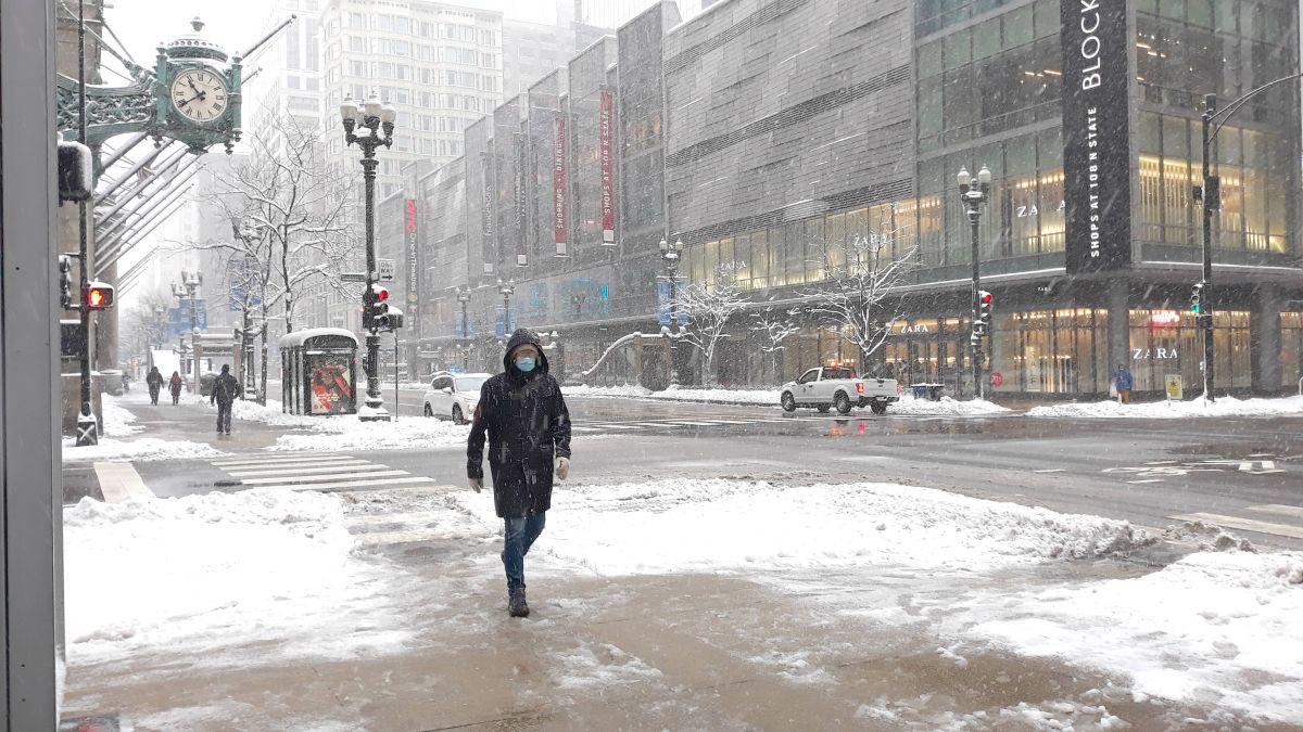 Habitantes de Chicago gozarán de temperaturas cerca a los 40 grados esta semana