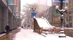 Más nieve y gélidas temperaturas continuarán esta semana en Chicago