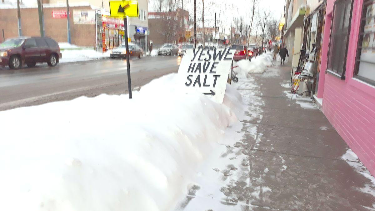 Se espera que tormenta invernal deje hasta catorce pulgadas de nieve en algunas zonas del área de Chicago