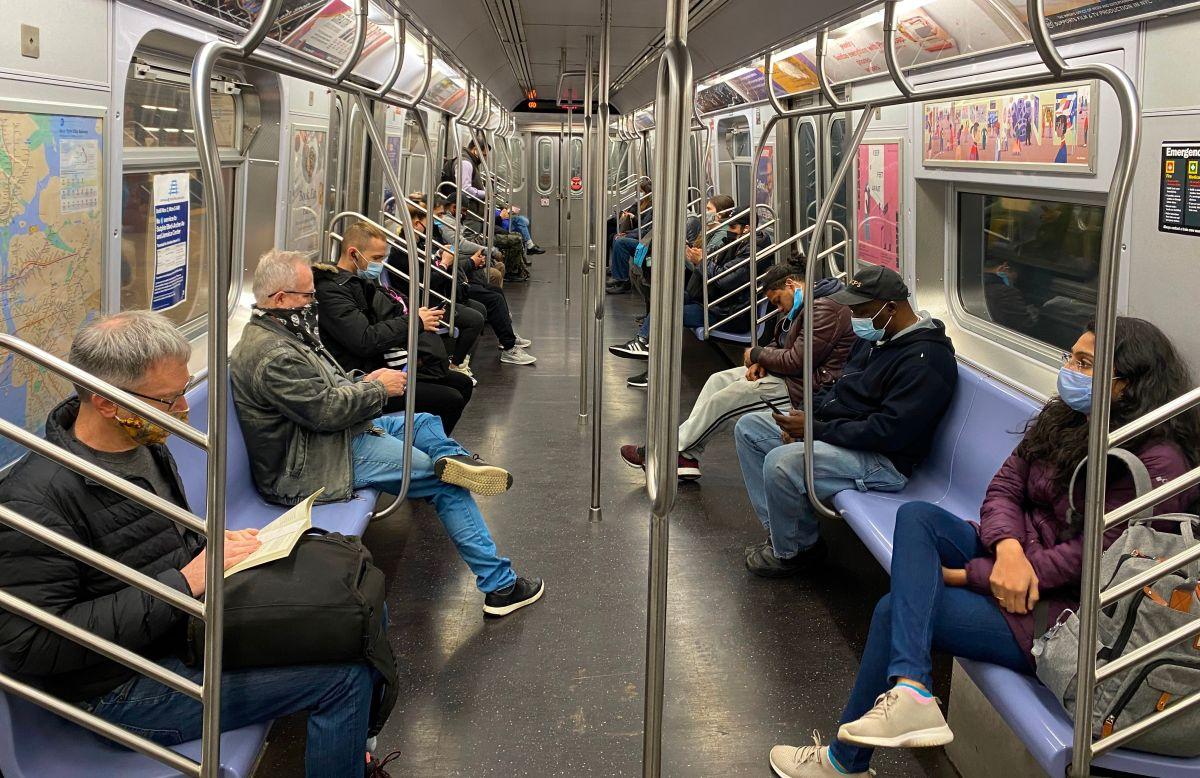 Dos muertos en el metro de Nueva York con poco tiempo de diferencia