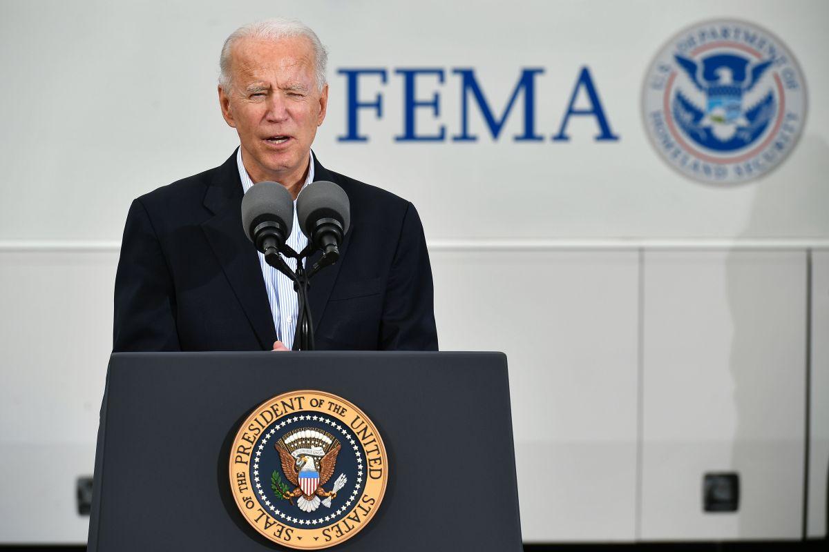 Biden activa recursos FEMA para refugio y traslado de niños no acompañados