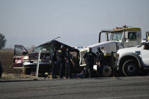 Arrestado hombre encargado de organizar tráfico de migrantes en el choque en California
