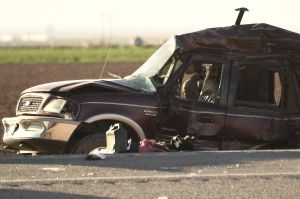 Lista de las víctimas mortales del choque en California