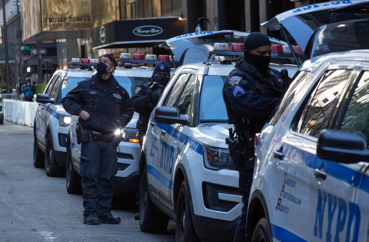 Dos muertos y cuatro heridos en una noche de violencia en Nueva York