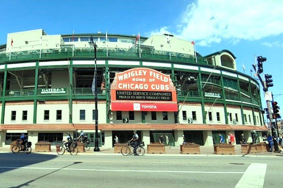 Reabrirán estadios de béisbol de Chicago para los fanáticos en abril
